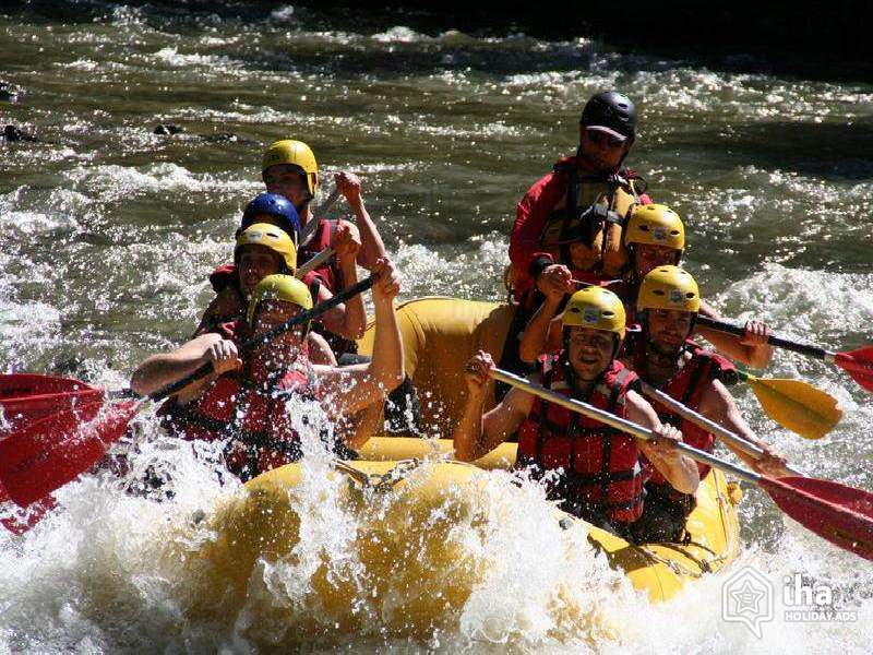 Rafting and Canyoning Trip