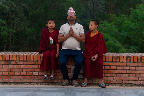 Research Activities toward Buddhism
