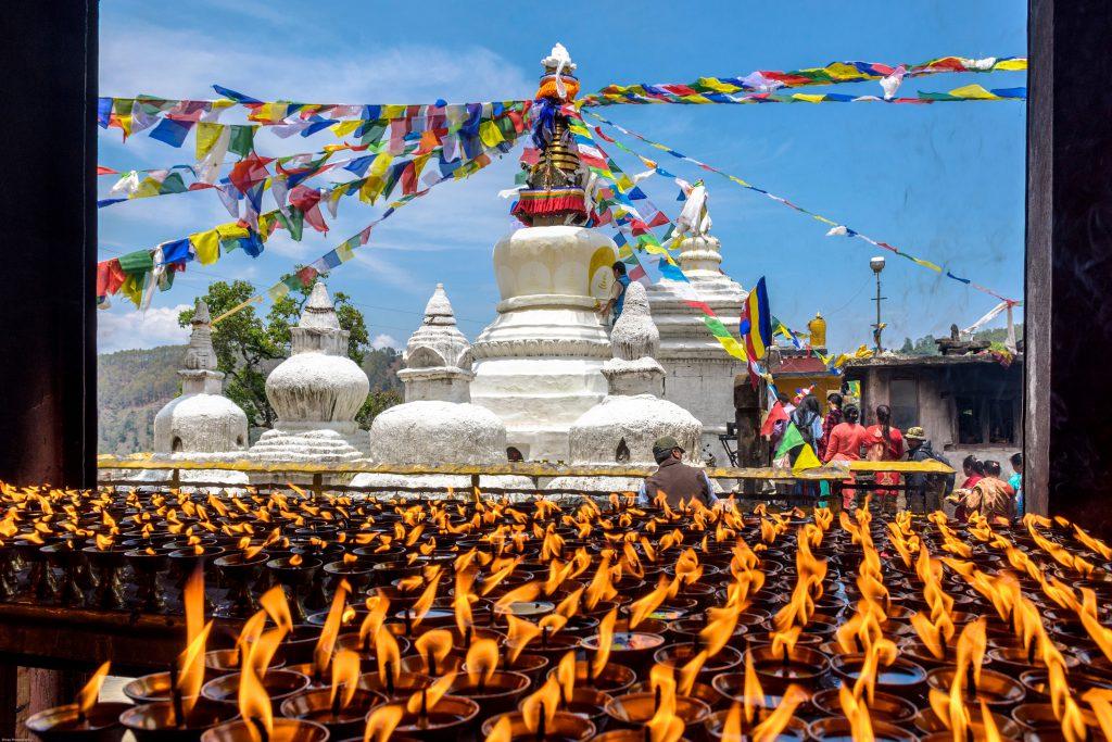 Namo_buddha_stupa