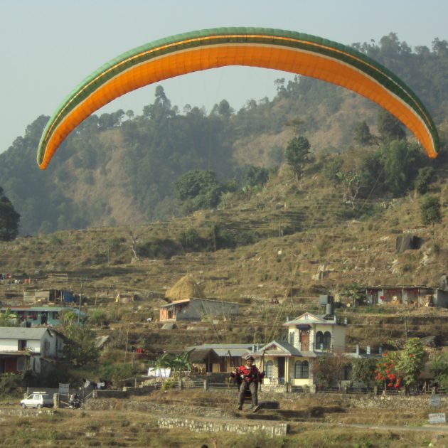 Paragliding Trip in Nepal